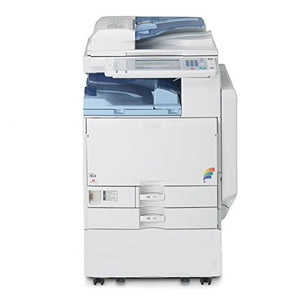 Ricoh Aficio MP C4500 Color Multifunction Copier - A3, 45ppm, Copy, Print, Scan, Duplex, 2 Trays and Stand