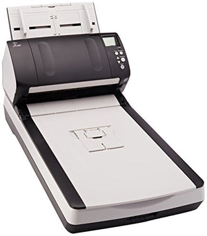 Fujitsu fi‑7280 Departmental ADF + Flatbed Color Duplex Scanner