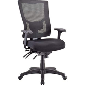 Lorell 62000 Chair, Black