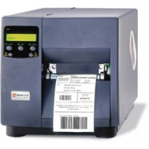 "Datamax I12-00-48000C07 I-4212E Mark II Barcode Printer, 203 DPI/12 IPS, SER/PAR/USB/RTC, LAN and W-LAN, Media Hub, US Plug, 4"" Thermal Transfer"