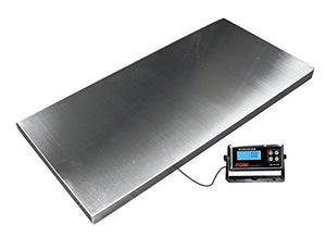 1000 LBS x 0.2 LBS Capacity, Optima Scale OP-922 Portable Veterinary Scale With Internal Rechargeable Battery NEW !!!