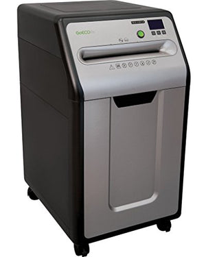 GoECOlife GXC205Pi Platinum Series 20-Sheet Under Desk Commercial-Grade Crosscut Paper Shredder