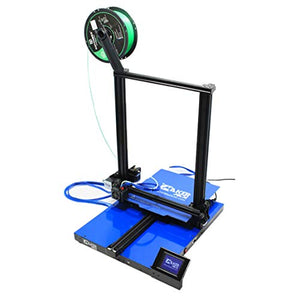 Maker Made 3D Printer 300 - All Metal Frame with Intuitive Touchscreen Interface and Magnetic Build Mat
