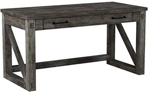 Martin Furniture IMAE384G Writing Desk, Grey