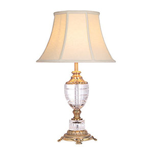 505 HZB American Style Crystal Crystal Lamp, Bedroom, Bedside Lamp, Living Room, Study Room, Lamps And Lanterns.
