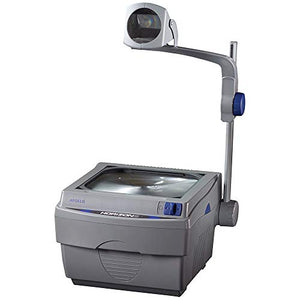 "Apollo Overhead Projector, Horizon 2, 2000 Lumen Output, 10"" x 10"", Closed Head (V16002M)"