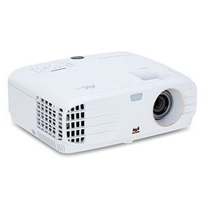 ViewSonic PX727-4K 4K Projector with HDR Support, Rec. 709 RGBRGB, and HDMI Ideal for Home Theater (Renewed)
