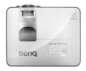 BenQ MX819ST 3000 ANSI Lumens XGA SmartEco Short Throw 3D Projector