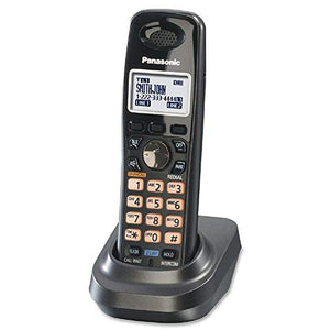 Panasonic KX-TGA939T 2 Line 1.9GHz DECT 6.0 Technology Backlit LCD Display Speakerphone 3-Way Conferencing Additional Digital Cordless Handset