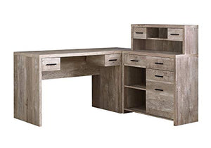 Monarch Specialties I 7429 Computer Desk Taupe