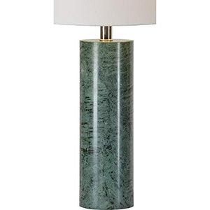 Renwil Fante Table Lamp in Off White and Green