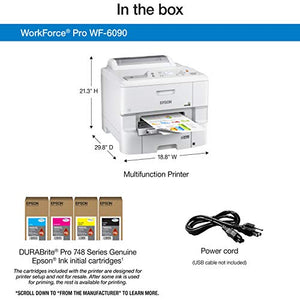 Workforce Pro WF-6090 Printer