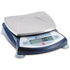 Ohaus SP2001 Scout Pro Portable Balances, 2000g Capacity, 0.1g Readability