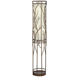 Whispering Willows Uplight Floor Lamp