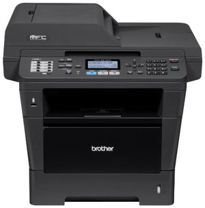 Brother Printer MFC8910DW Wireless Monochrome Printer with Scanner, Copier and Fax, Amazon Dash Replenishment Enabled