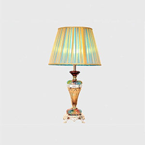 505 HZB European American Creative Study The Living Room Bedroom Bedside Lamp Lamp Lamp