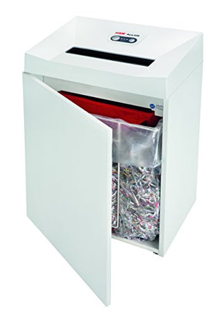 HSM Pure 530 Strip-Cut; shreds up to 30 sheets; 21-Gallon Capacity Continuous Operation Shredder