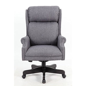 Boss Office Products B980BK-SG Desk-Chairs