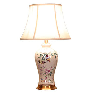 505 HZB Bedroom Bedside Lamp American Style Living Room Desk Lamp