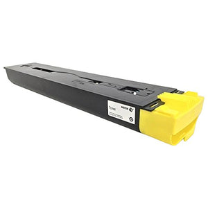 006R01220 Yellow 34000 Page Yield Toner Cartridge for DocuColor Printers 240 250 7655 7665