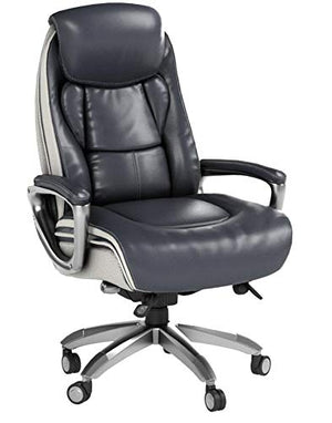 Serta 44942 Smart Layers Executive Tranquility Office Chair, Black