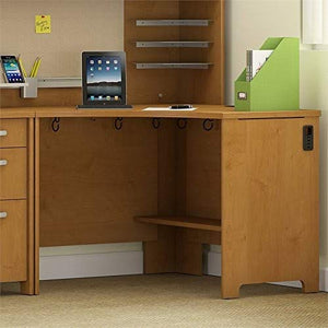 BUSH BUSINESS FURNITURE Office Connect Envoy Collection Corner Desk