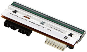 Zebra Technologies P1004230 Printhead for 110XI4 Printer, 203 dpi Resolution