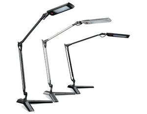 Vector 2800 by Lumiy - Black LED Desk Light Table Lamp