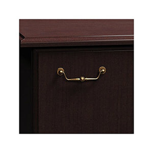 Bush Lateral File, 29-1/2-Inch by 23-1/8-Inch by 30-Inch, Mocha Cherry