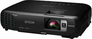 Epson EX7230 Pro, WXGA Widescreen HD, 3000 Lumens Color Brightness, 3000 Lumens White Brightness, 3LCD Projector