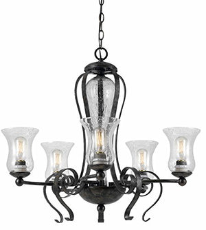 Cal Lighting FX-3548/5 Five Light Chandelier