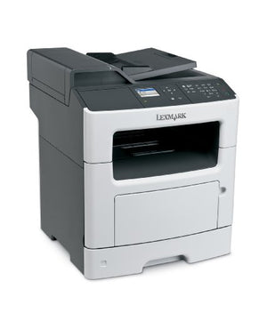 Lexmark 35SC700 MX317dn Compact All-in One Monochrome Laser Printer, Network Ready, Scan, Copy, Duplex Printing and Professional Features