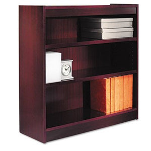 ALEBCS33636MY - Best Square Corner Wood Veneer Bookcase