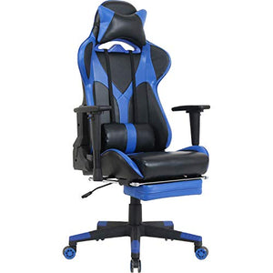 Lorell 84388 Chair Blue/Black
