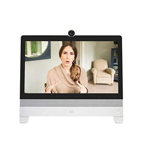 Cisco DX80 CP-DX80-K9= 23-inch 1080p Touchscreen Desktop Collaboration Experience (Video Conferencing, VoIP Phone, Requires Existing Cisco UCM License, Android OS)