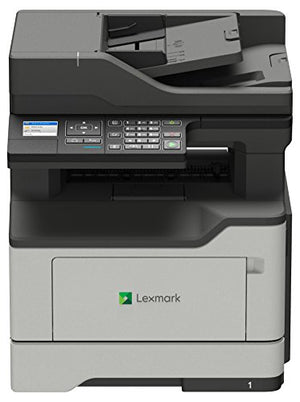 Lexmark 36S0620 MX321adn Compact All-In One Monochrome Laser Printer, Network Ready, Scan, Copy, Duplex Printing and Professional Features