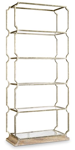 Harris & Terry AMZ9915763253 Taylor Metal Etagere, Light Wood