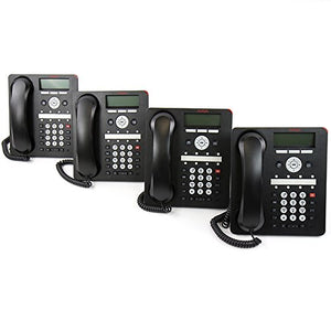 Avaya 1608-I IP Phone Global 4 Pack- New (700510907)