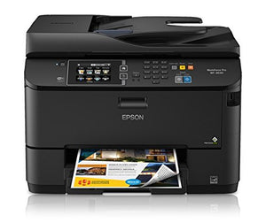 Epson - WorkForce 4630 Wireless All-in-One Inkjet Printer, Copy/Fax/Print/Scan C11CD10201 (DMi EA