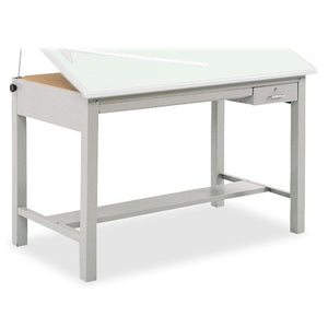 SAF3962GR - Safco Precision Drafting Table Base