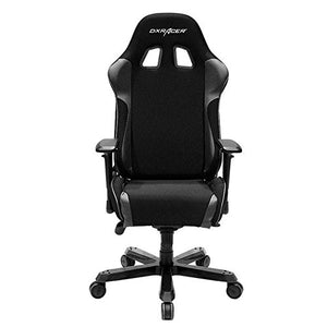 DXRacer OH/KS11/N Ergonomic, High Quality Computer Chair for Gaming, Executive or Home Office King Series Black