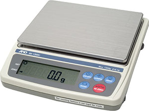 A&D EK-600i Legal for Trade Jewelry Gold Scale 600 x 0.1g by AND Weighing