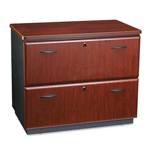 BSHWC94454ASU - Bush Series A Two-Drawer Lateral File Assembled