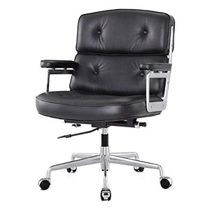 Meelano 310-BLK M310 Office Chair, One Size, Black