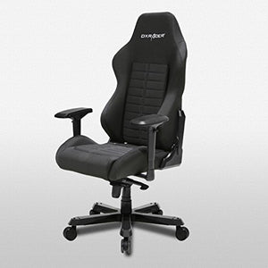 DXRacer OH/IS132/N Office Chair Iron Series, Black