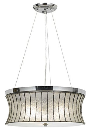 Cal Lighting FX-3546/1P Three Light Pendant