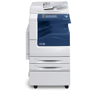 Xerox WorkCentre 7120 Tabloid-size Color Laser Multifunction Copier - 20 ppm, Copy, Print, Scan, Auto Duplex, 2 Trays, Stand
