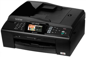 Brother MFCJ615w All-in-One Inkjet Printer