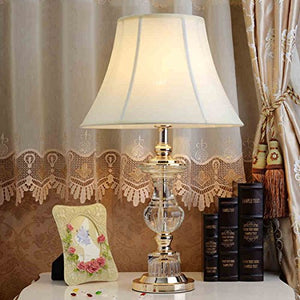 505 HZB European Bedroom Bedside Lamp Crystal Desk Lamp The Tophams Hotel Desk Lamp