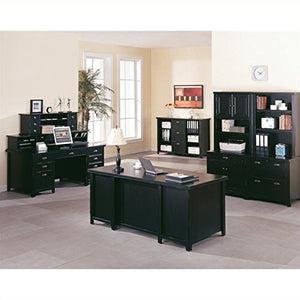 Martin Furniture TL504    , 3 Drawer W/Bookcase,